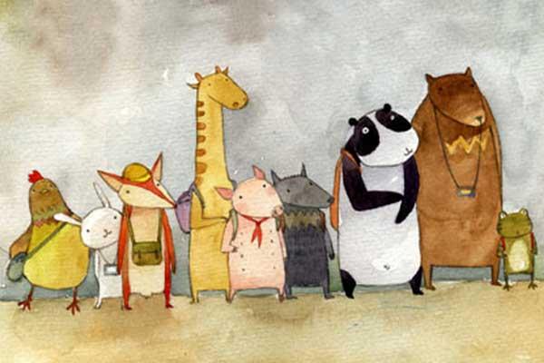 你的前世是哪种动物?好玄乎~