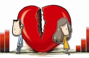 数据统计:离婚原因排行榜
