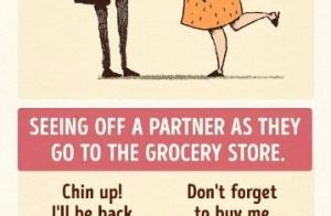 漫画:一辈子需要日常经营,9张图道出夫妻相处之道!