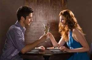 恋爱心理学:约会吃饭习惯可以看清他