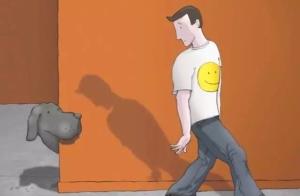 走出抑郁漫画:我有一条黑狗,它名叫抑郁!小程序