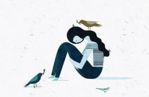 心理研究:人在这三种情况下更容易自杀