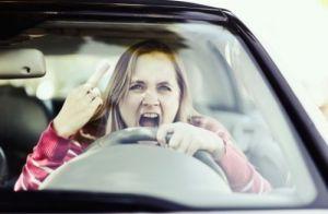 会影响行车安全的常见心理