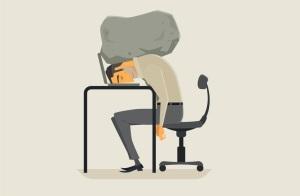 十个表现标志你的压力过大